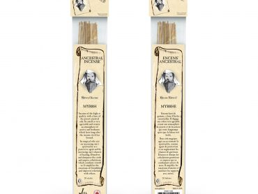 Ancestral Jabou Myrrh Incense - Crystal Dreams