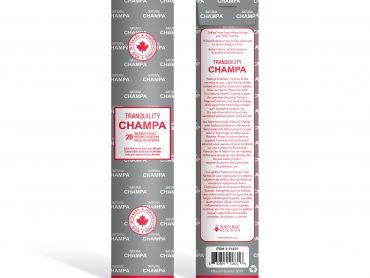 Tranquility Champa Incense - Crystal Dreams