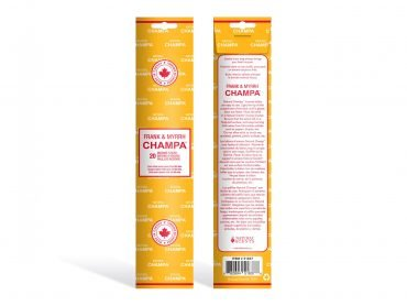 Frank & Myrrh Champa Incense - Crystal Dreams
