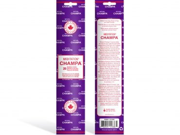 Meditation Champa Incense - Crystal Dreams