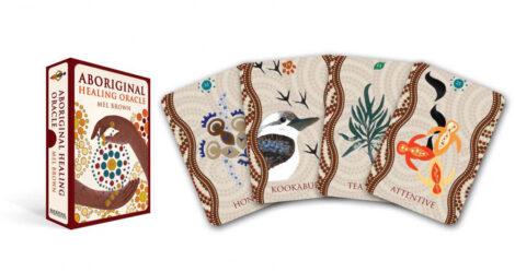 Aboriginal Healing Oracle - Crystal Dreams