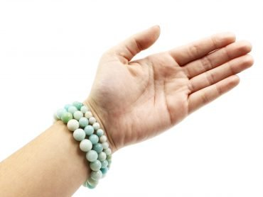 Amazonite bracelets _ Crystal Dreams