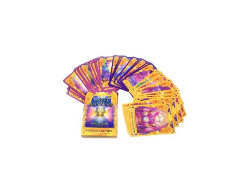 Angel Answers Oracle Cards - Crystal Dreams