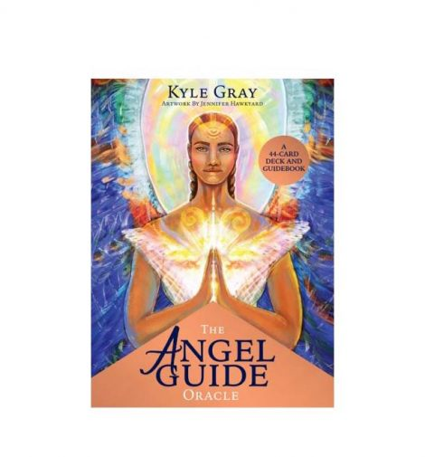 Angel Guide Oracle Cards Cartes de Oracles - Crystal Dreams