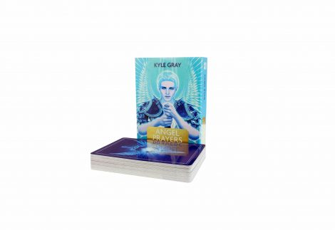 Angel Prayers Oracle Cards - Crystal Dreams