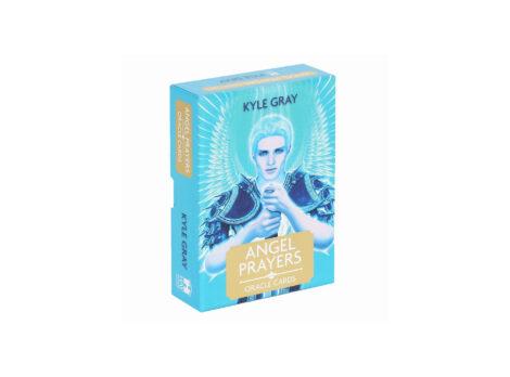 Angel Prayers Oracle Cards - Crystal Dreams