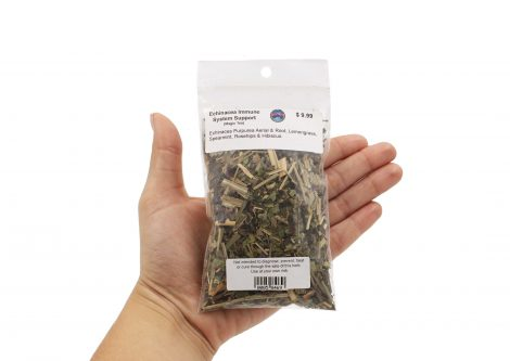 Echinacea Immune system Support - Crystal Dreams