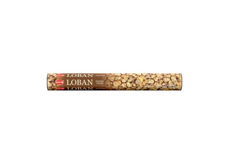 Hem Hexa Loban Incense - Crystal Dreams