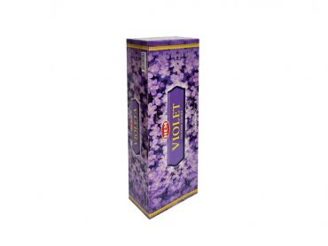 Hem Incense – Violet - Crystal Dreams