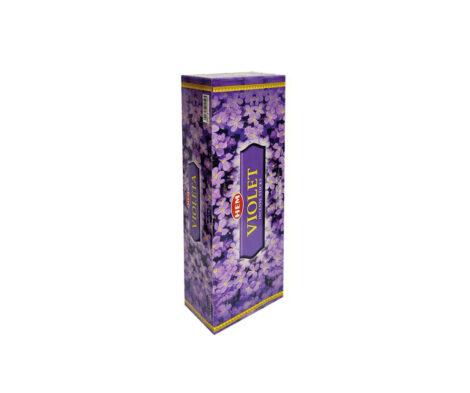 Hem Incense – Violet - Crystal Dreams