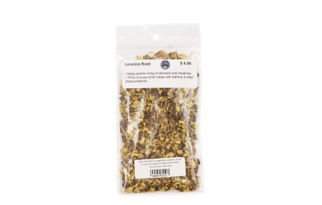 Licorice Root - Crystal Dreams