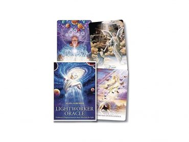 Lightworker Oracle Deck Cards - Crystal Dreams