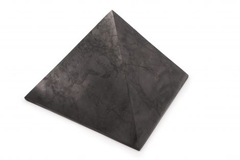 Shungite Pyramid (XXL) - Crystal Dreams