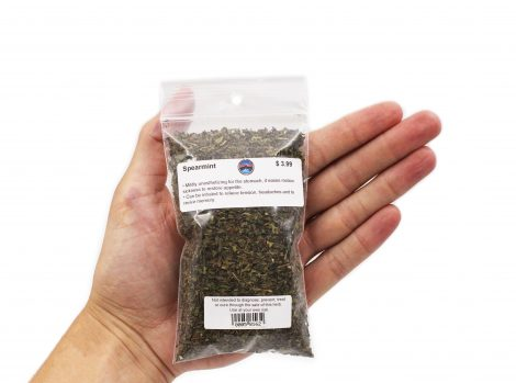 Spearmint Herbs - Crystal Dreams