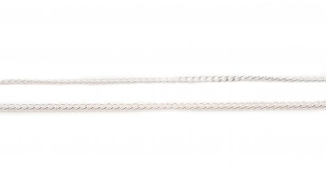 Sterling silver Chain 3-Crystal Dreams