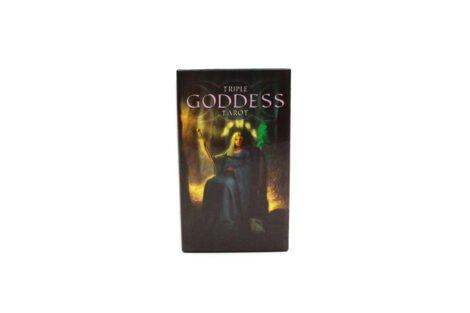 Triple Goddess Tarot Deck - Crystal Dreams