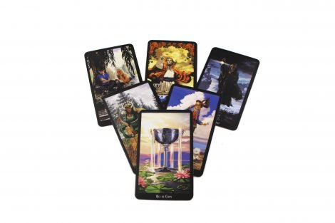 Witches Tarot Deck - Crystal Dreams