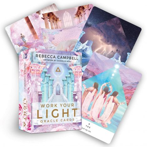 Work Your Light Oracle Cards - Crystal Dreams