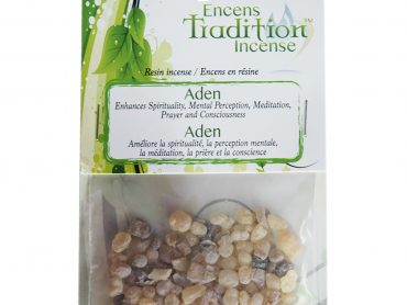 Resin Aden Incense Tradition - Crystal Dreams