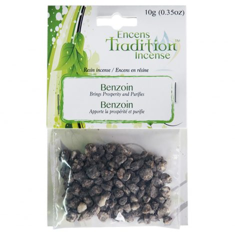 Resin Benzoin Incense Tradition - Crystal Dreams
