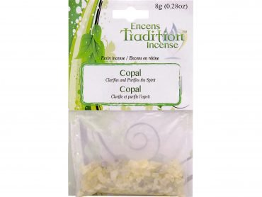 Resin Copal Incense Tradition - Crystal Dreams