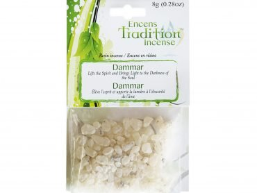 Resin Dammar Incense Tradition - Crystal Dreams