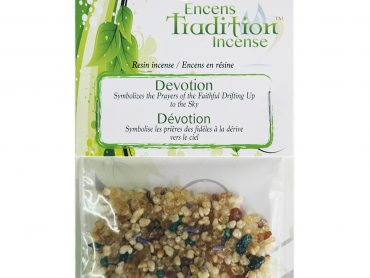 Resin Devotion Incense Tradition