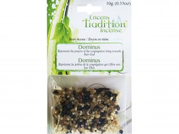 Resin Dominus Incense Tradition - Crystal Dreams