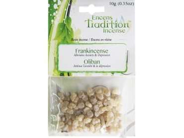 Resin Frankincense Incense Tradition - Crystal Dreams