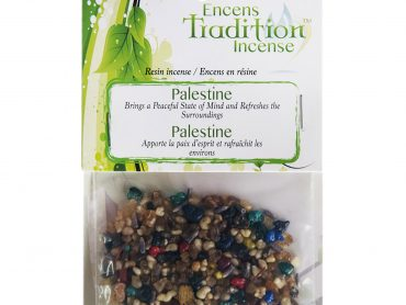 Resin Palestine Incense Tradition - Crystal Dreams