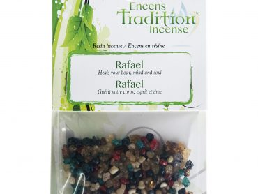 Resin Rafael Incense Tradition - Crystal Dreams
