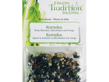 Resin Romulus Incense Tradition - Crystal Dreams