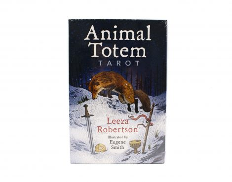 Animal Totem Tarot Deck Cards - CRYSTAL DREAMS