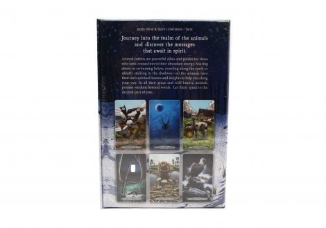 Animal Totem Tarot Deck Cards - CRYSTAL DREAMS