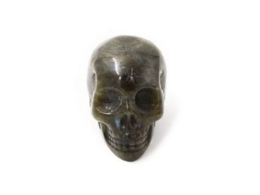 Labradorite Skull - Crystal Dreams