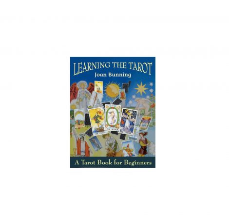 Learning the Tarot Book - Crystal Dreams