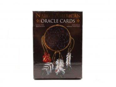 Native American Oracle - Crystal Dreams