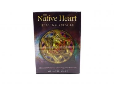 Native Heart Healing Oracle Deck - Crystal Dreams