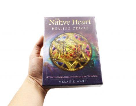 Native Heart Healing Oracle Deck - Crystal Dreams