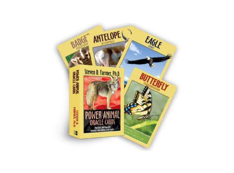 Power Animal Oracle cards - Crystal Dreams
