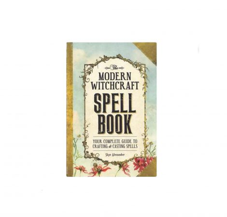 The Modern Witchcraft Spell Book - Crystal Dreams