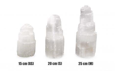 Selenite Lamp - Crystal Dreams