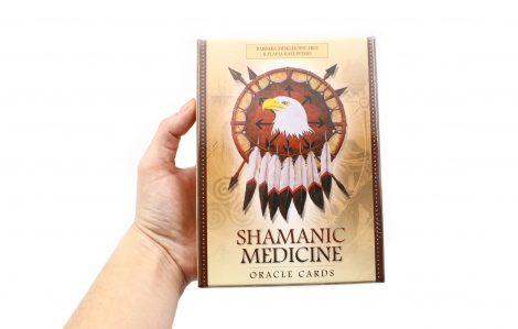 Shamanic Medicine Oracle Deck - Crystal Dreams