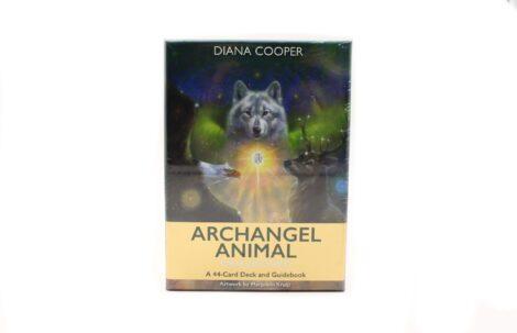 Archangel Animal Oracle Deck - Crystal Dreams