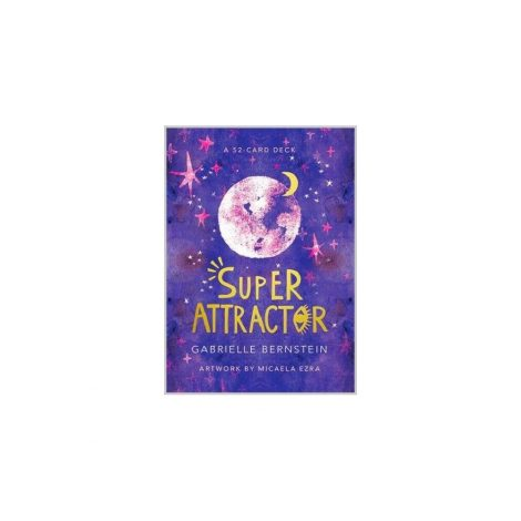 SUPER ATTRACTOR - Crystal Dreams