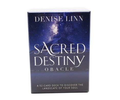 Sacred Destiny Oracle Cards - Crystal Dreams