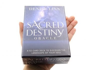 Sacred Destiny Oracle Cards (hand) - Crystal Dreams