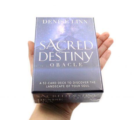 Sacred Destiny Oracle Cards (hand) - Crystal Dreams