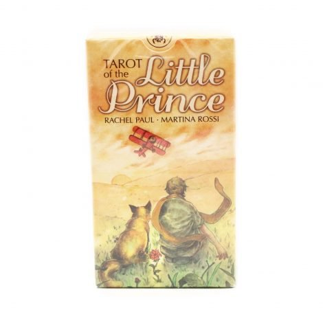 Tarot of the Little Prince Tarot Deck - Crystal Dreams