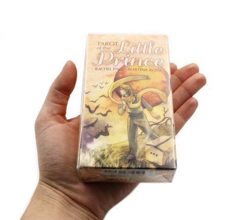 Tarot of the Little Prince Tarot Deck (Hand) - Crystal Dreams